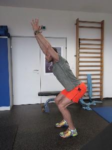 Rückenstrecker - Variante a und b